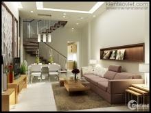 Nhà mới xây 3 tầng đầy đủ tiện nghi, 6 phòng ngủ