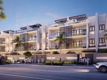 Bán Nhà Phố Dự án AN PHÚ NEW CITY Quận 2, MT đường Nguyễn Hoàng-Vũ Tông Phan