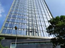 Bán tòa nhà 2 mặt phố quận Hoàn Kiếm Hà Nội 28 tầng 3500m2 mặt tiền gần 60m.