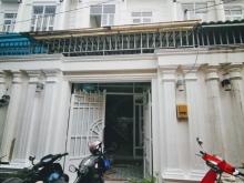 Bán Nhà  phố 1 lầu 3PN,3WC-diện tích đất 74,7m2- Hẻm 38 Đặng Nhữ Lâm,Nhà Bè