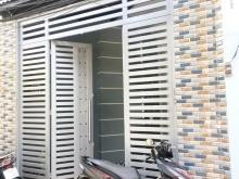 Bán nhà mới 1 lầu 76m2 hẻm 3m 502 Hưng Phú Phường 9 Quận 8