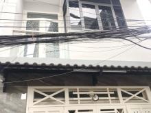 Bán nhà mới hẻm xe hơi gần MT đường Hưng Phú Phường 8 Quận 8
