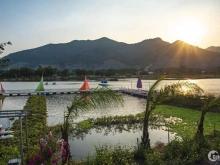 Đất Hồ Marina giá 4tr/m2 cách KCN Châu Đức 5km.
