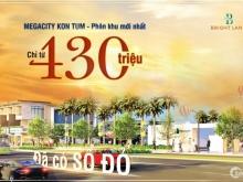 Dự án Mega City Kon Tum thu hút nhà đầu tư với khả năng sinh lời bền vững