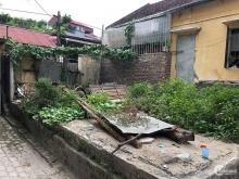 Chính chủ gia đình cần bán ô đất diện tích 34m2 tại thôn Đại Tự,, Kim Chung, Hoà