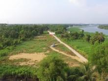 Bán đất thổ cư 5x24m2 2MT đường 20m ven sông Sài Gòn, xã Bình Mỹ, Củ Chi