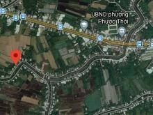 Đất 6x65 thổ cư mặt tiền lộ nhựa 5m gần chợ Sang Trắng2