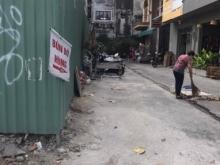 Thanh lý gấp 3 lô đất MT Nguyễn Thông, Q3, ngay ngã ba Kỳ Đồng, giá chỉ 3.2 tỷ