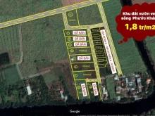 Đất vườn Phước Khánh, khu dân cư,đường oto, giá từ 1.2 tỷ 1000 m2