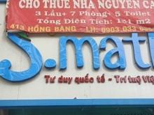 Nhà mặt tiền 413 Hồng Bàng, Phường 14, Quận 5 CHÍNH CHỦ