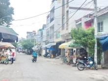 Cho thuê nhà 2 lầu mặt tiền đường nhánh Dương Bá Trạc Phường 1 Quận 8