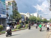 Cho thuê nhà 2 lầu mặt tiền đường Tùng Thiện Vương Phường 12 Quận 8