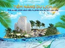 Chỉ 550 triệu sở hữu ngay căn hộ khách sạn 5 sao Mặt biển đầu tiên tại Mũi Né