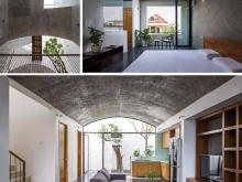 Biệt thự mái vòm đẳng cấp 4 tầng Lam Sơn đã lên TOP tạp chí nhà đẹp 170m2 26 tỷ