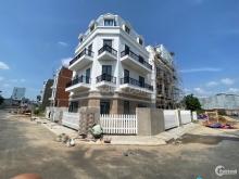Khu nhà phố An Lộc quận 12 liền kề Gò Vấp 108 Hà Huy Giáp 1 trệt 3 lầu