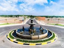 Bán đất nền đối diện TTTM, tp Đồng Xoài, giá 1.5tỷ, dt 125m2, đường 32m
