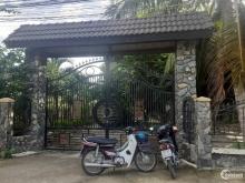 Bán Căn Nhà Sân Vườn 1000m2 Đường Betong 7m, hẻm Lớn Cây Xăng Ngọc Hùng 2 tỷ 350