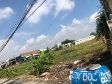 Bán GẤP Lô Góc 2 MT ngay Chợ - KCN. Sổ Hồng Riêng, Thổ cư. Giá Rẻ 9tr/m