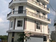 Nhà đẹp Nguyễn Văn Quá 1 Trệt 1 Lững 3 Lầu – 2 Mặt tiền đường 12m, Q12 6.3 tỷ