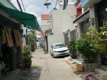 Nhà 1/ Nguyễn Ngọc Nhựt, Tân Phú. DT 4x15m vuông vức