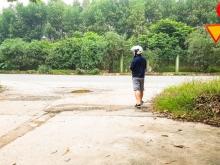 Đất Quốc Oai mặt tiền 8m, tuyến 2 đại lộ Thăng Long, giá cực rẻ