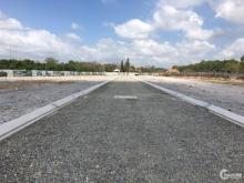 Đất thổ cư Phú Mỹ ngay cảng Cái Mép đón đầu cao tốc BH-VT, DT 519m2 Giá 2,2tr/m2