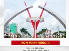 Bán Đất Liền Kề KCN Minh Hưng - Hàn Quốc