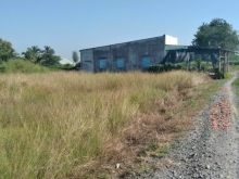 Chính chủ gửi bán đất sào Phước Khánh, SHR,đường ô tô,mặt rạch dt1000m giá 740tr