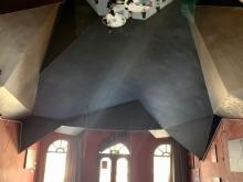 Cho thuê nhà 61 Mã Mây, DT 170m2 x 4 tầng mặt tiền 7m, giá covid 115 triệu/th