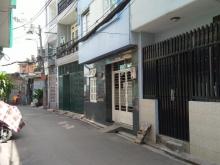Nhà bán HXH 6m Phan Văn Trị P11 Bình Thạnh, 70m2, 4 tầng, 6,6 tỷ, SH riêng.