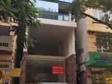 Cho thuê Tòa nhà 160m2, 8 tầng nổi 1 tầng hầm, nở hậu phát lộc Đoàn Thị Điểm