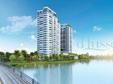 Chủ cần bán gấp 2 căn hộ D'lusso Q.2 tầng 8 & 15, 2PN, view sông, giá gốc