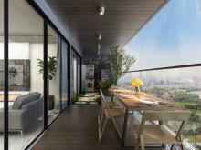 Bán căn hộ biệt thự sân vườn trên không.View trực diện sông Hồng,giá chỉ 54tr/m2