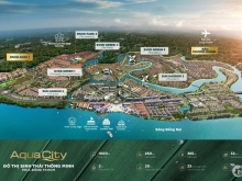 Aqua city - Miễn trả gốc lãi 36 tháng