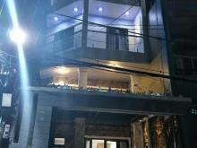 Bán gấp tòa nhà 6 tầng mặt tiền P10 Tân Bình:76m2,ngang 5.5m,chưa tới 10 tỷ