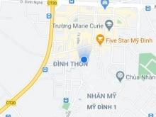 Nhà đường Mỹ Đình thông phố Đình Thôn giá 4,55 tỷ cho thuê gần 20tr/tháng
