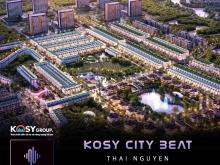 Khu đô thị KOSY City BEAT Thái Nguyên