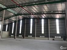 Cho thuê nhà xưởng 3500m2 trong KCN Tiên Sơn, PCCC tự động, đăng ký đc EPE