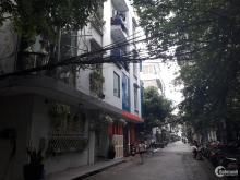 Cho thuê nhà khu phân lô ngõ 61 Trần Quang Diệu, 70m2, thông sàn, ngõ ô tô.