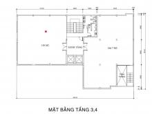 Cho thuê Tòa nhà Võ Văn Tần Q3 làm văn phòng, b&b, homstay từ 44 tr/tháng.LH xem