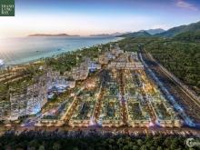 Shophouse 2 mặt tiền trong tổ hợp BĐS thể thao biển lớn nhất Nam Phan Thiết