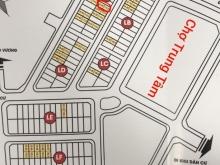 Chính chủ cần tiền bán gấp căn LA-20 KĐT Chợ Trung Tâm Việt Trì, đã có sổ đỏ