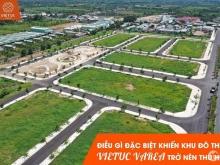 ĐẤT NỀN BẾN LỨC - ĐÃ CÓ SỔ ĐỎ, giá chỉ 1.6 tỷ/nền (VAT).  Hỗ trợ Vay 70%