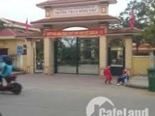 Bán đất mặt tiền kinh doanh ngay trường học cấp 1 2 3,thị trấn Tân Phú 180m2/530