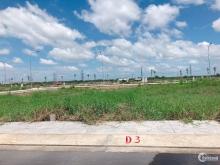 Bán đất ở chính chủ gần ngã tư Tân Quy sầm uất, Giá 1 tỷ 250 bao GPXD