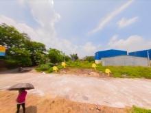 Bán đất nền Quốc Oai – giá rẻ - 2 mặt tiền – gần bệnh viện nhi