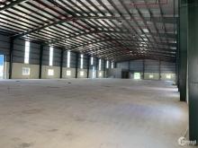Cho thuê xưởng 2.000m2 KCN Quế Võ 1 - Bắc Ninh, Giá 3,5$/m2.