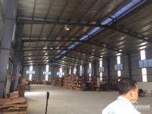 Cho thuê kho xưởng DT 1200m2 tại An Khánh, Hoài Đức, Hà Nội.