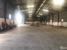 Cho thuê kho xưởng 1400m2 tại quận Thủ Đức