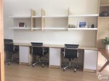 Cho thuê Officetel GoldenKing PMH,nhà trống và có nội thất,DT 35-500m2 7tr/th